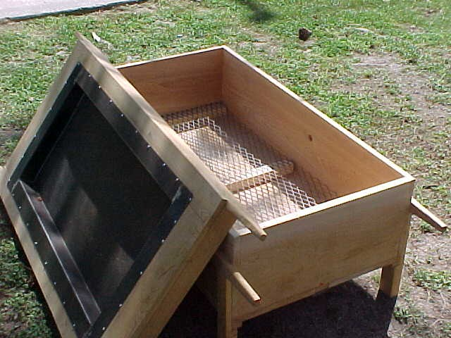 Inside View Of Cajun Microwave Cooking Box
